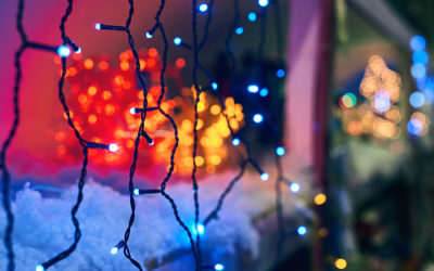 Holiday Electricity Safety Tips